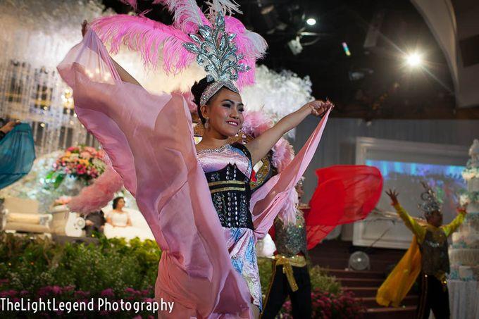 William & Siska Enchanted Wedding by Dome Harvest - 016