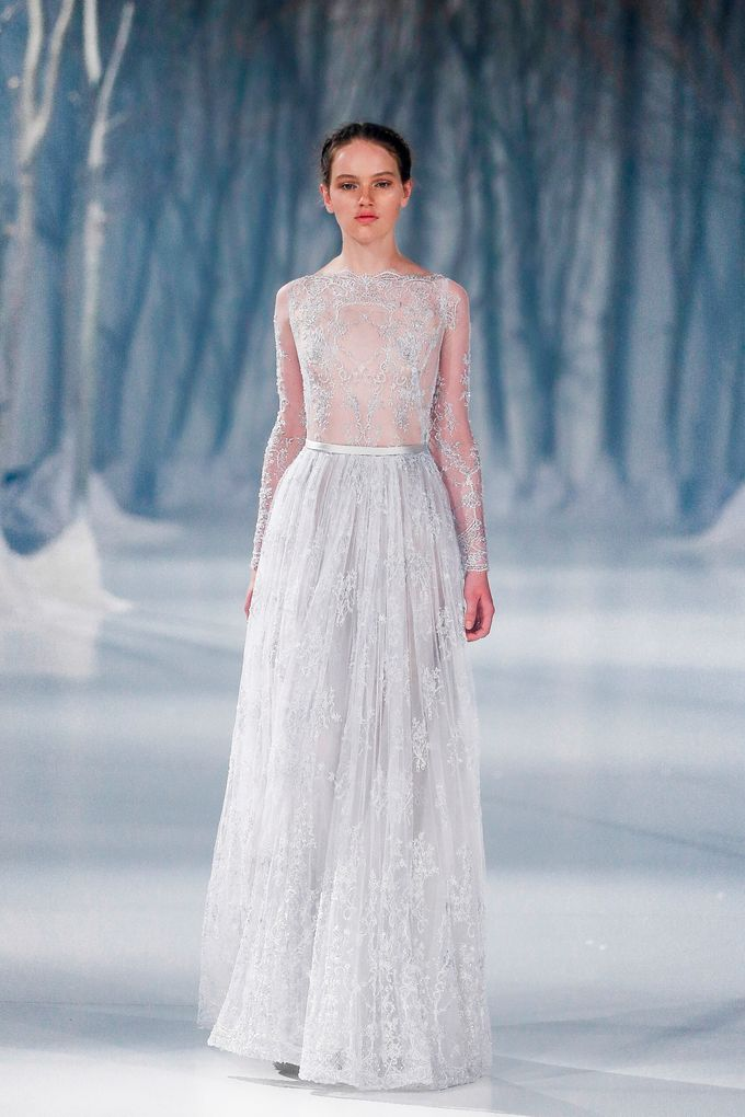 Paolo Sebastian - The Snow Maiden Autumn-Winter 2016 collection by The Proposal - 016