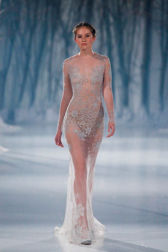 Paolo Sebastian - The Snow Maiden Autumn-Winter 2016 collection by The Proposal - 017