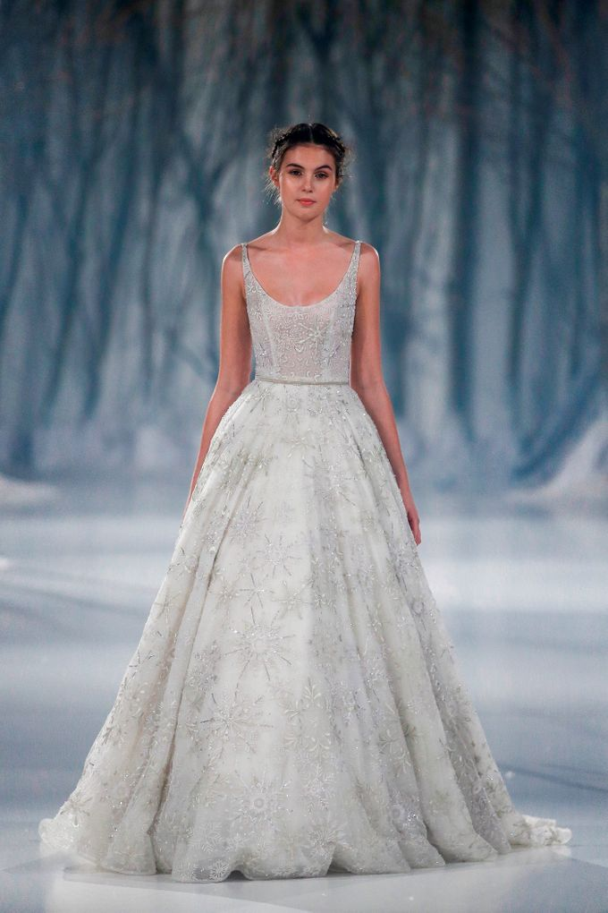 Paolo Sebastian - The Snow Maiden Autumn-Winter 2016 collection by The Proposal - 019