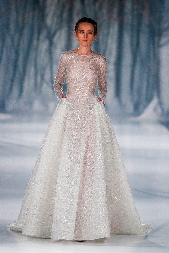 Paolo Sebastian - The Snow Maiden Autumn-Winter 2016 collection by The Proposal - 020