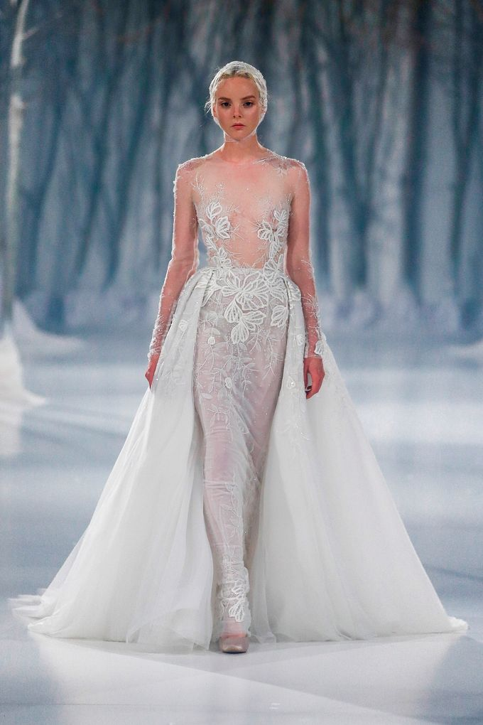 Paolo Sebastian - The Snow Maiden Autumn-Winter 2016 collection by The Proposal - 021