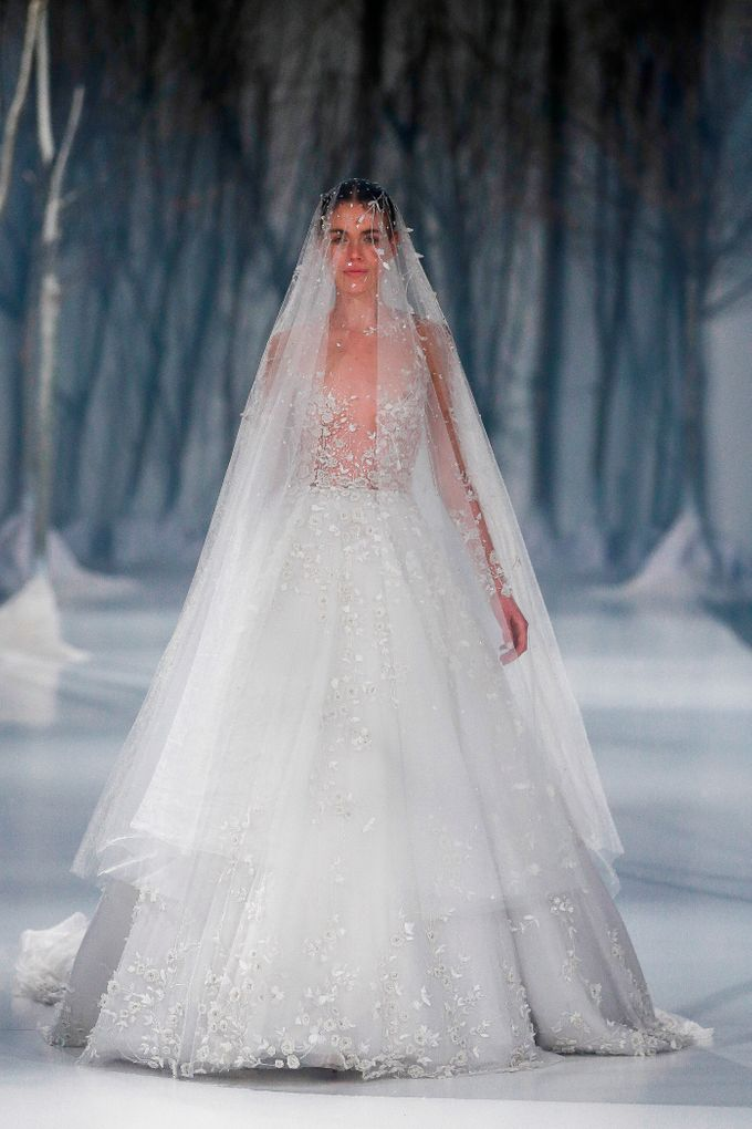 Paolo Sebastian - The Snow Maiden Autumn-Winter 2016 collection by The Proposal - 022