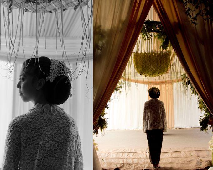 A Relaxed, Garden Wedding by Mamie Hardo - 001