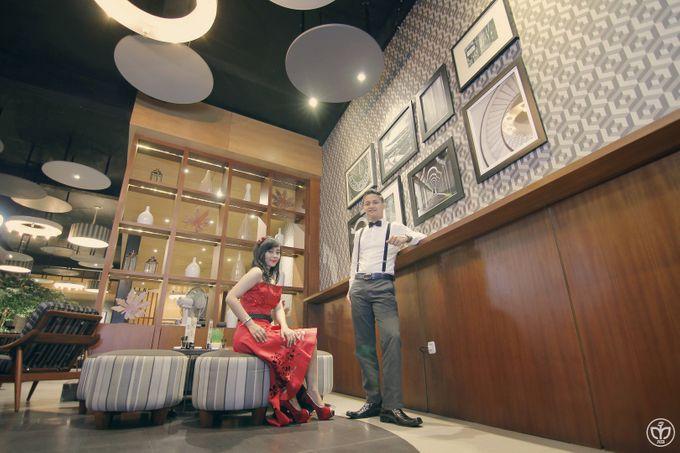 Anggun & Riyan Prewedding by MSB Photography - 029