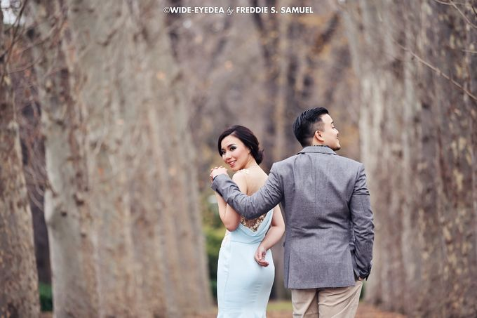 Prewedding - Kelvin & Inez by Keziah Shierly Makeup Artist - 003