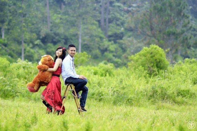 Anggun & Riyan Prewedding by MSB Photography - 031
