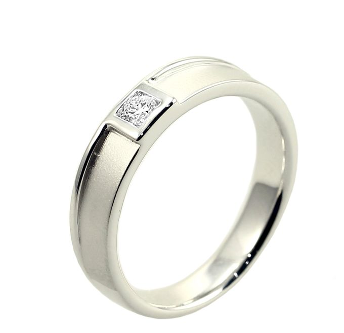 wedding ring by Lino and Sons - 001
