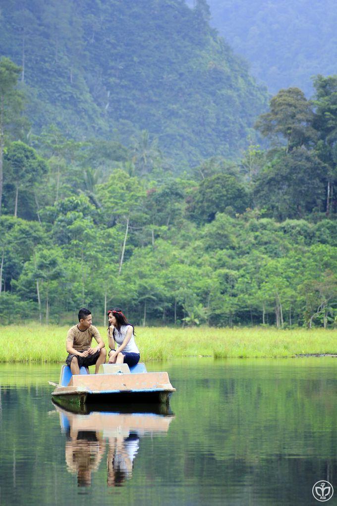 Anggun & Riyan Prewedding by MSB Photography - 033