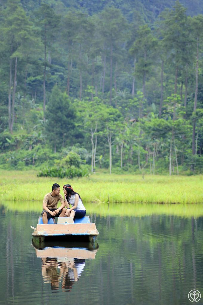 Anggun & Riyan Prewedding by MSB Photography - 034