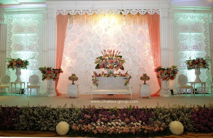 Fredy & Firsty by Charissa Event & Wedding Decoration - 003