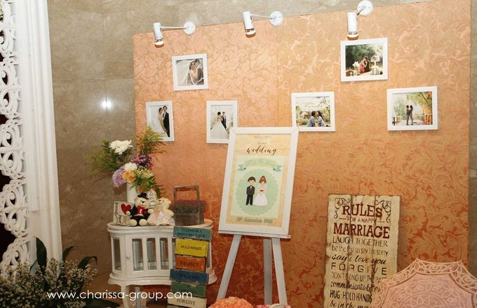 Fredy & Firsty by Charissa Event & Wedding Decoration - 009