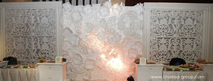 Fredy & Firsty by Charissa Event & Wedding Decoration - 001