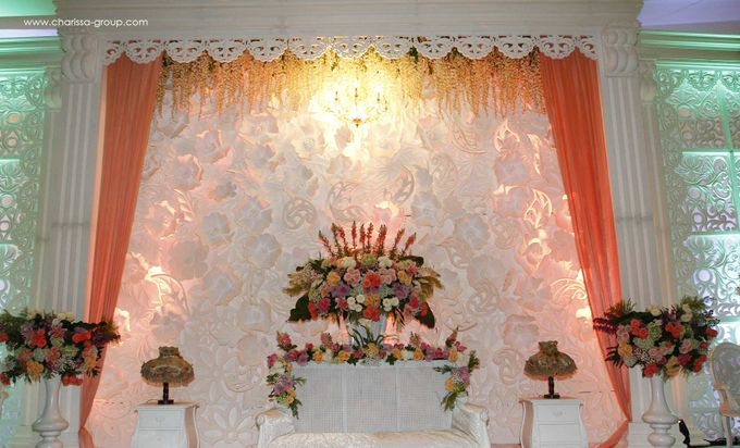 Fredy & Firsty by Charissa Event & Wedding Decoration - 002