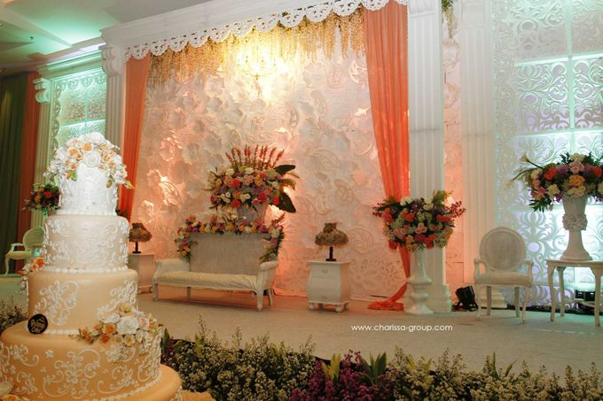 Fredy & Firsty by Charissa Event & Wedding Decoration - 004