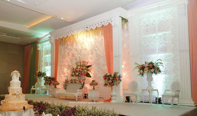 Fredy & Firsty by Charissa Event & Wedding Decoration - 005