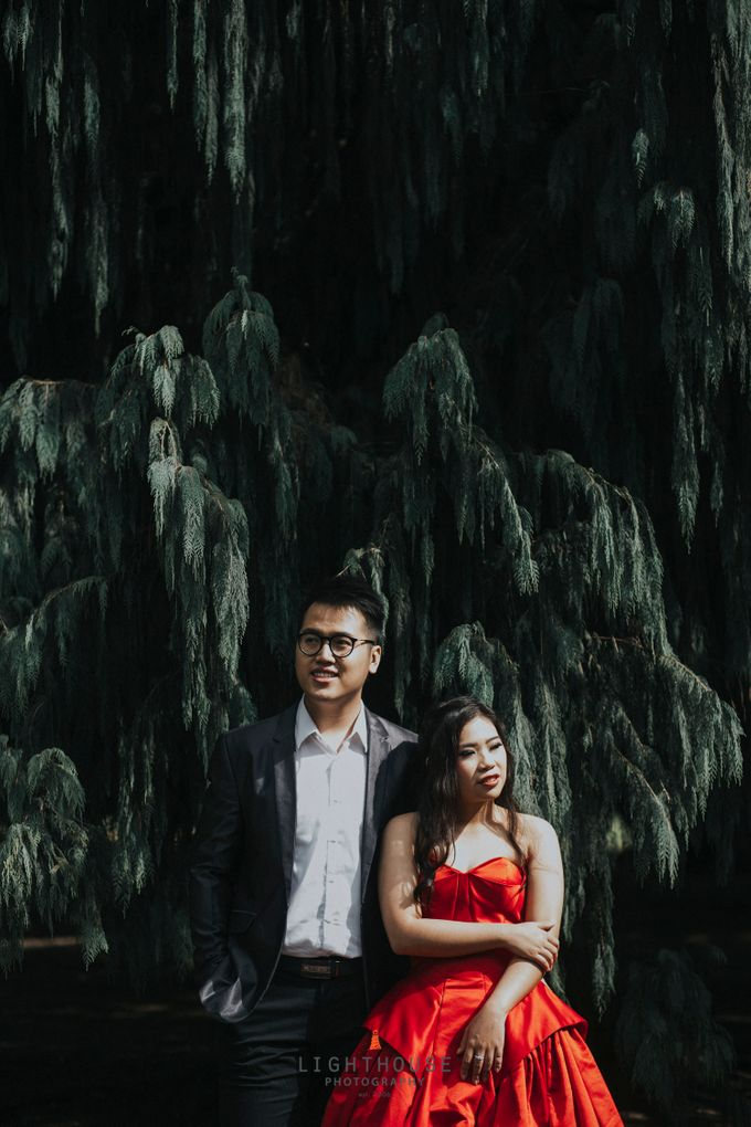 The Prewedding of Alfred and Rita by Lighthouse Team by Lighthouse Photography - 005