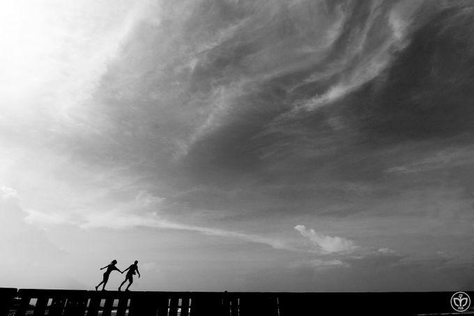 Anggun & Riyan Prewedding by MSB Photography - 041