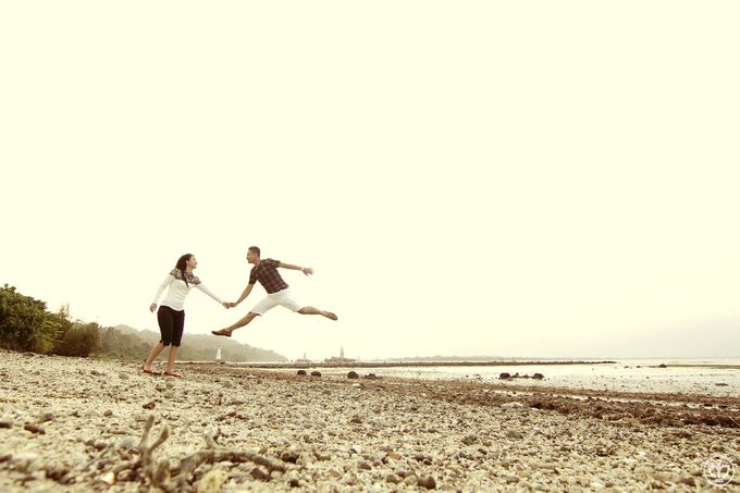 Anggun & Riyan Prewedding by MSB Photography - 001