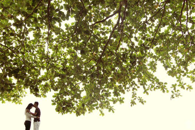 Anggun & Riyan Prewedding by MSB Photography - 004