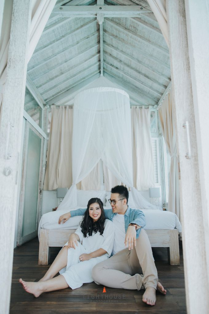 The Prewedding of Alfred and Rita by Lighthouse Team by Lighthouse Photography - 016