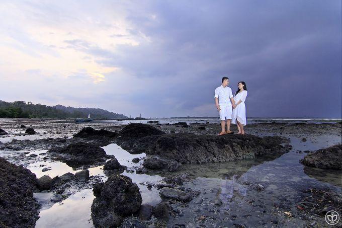 Anggun & Riyan Prewedding by MSB Photography - 005