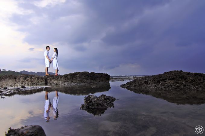 Anggun & Riyan Prewedding by MSB Photography - 006