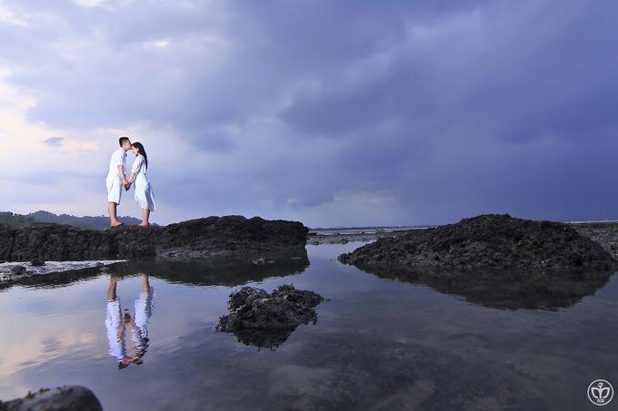 Anggun & Riyan Prewedding by MSB Photography - 007