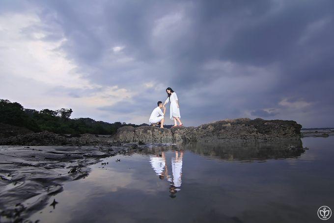 Anggun & Riyan Prewedding by MSB Photography - 008