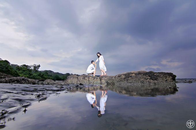 Anggun & Riyan Prewedding by MSB Photography - 009
