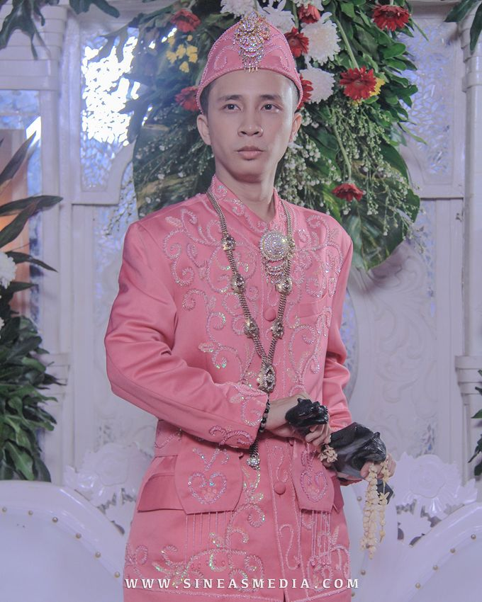 Debby & Firman Wedding by Sineas Media Production - 004