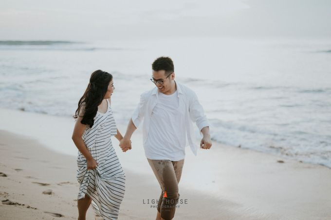 The Prewedding of Alfred and Rita by Lighthouse Team by Lighthouse Photography - 023