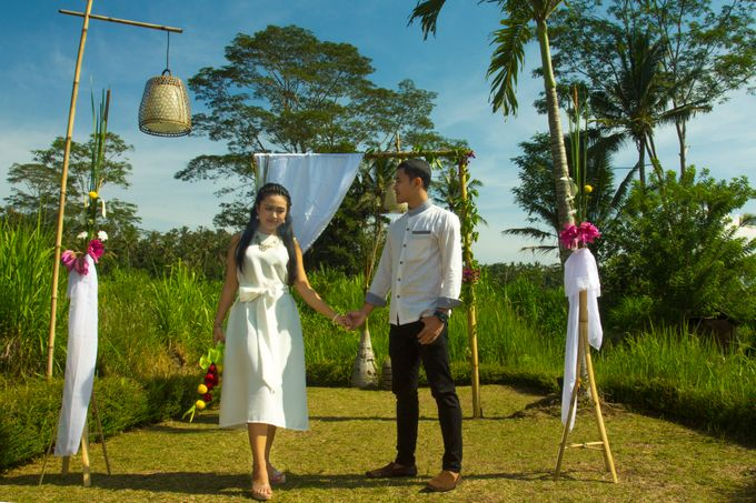 Pre Wed with Casual Theme by De Umah Bali - 001