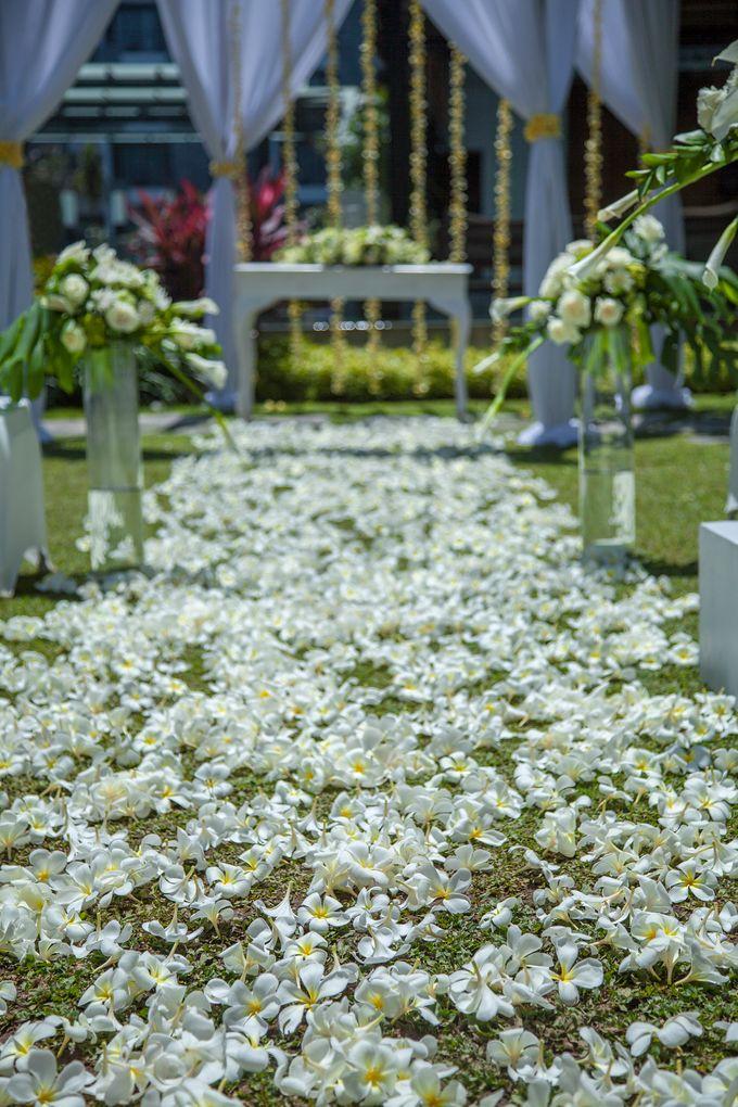 Garden Wedding by Courtyard by Marriott Bali Seminyak - 004