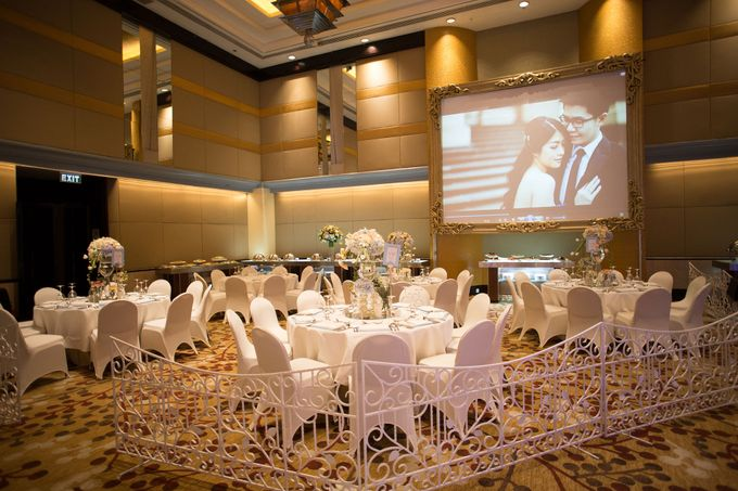 The Wedding of Ridwan & Cindy  Grand hyatt by The Swan Decoration - 001