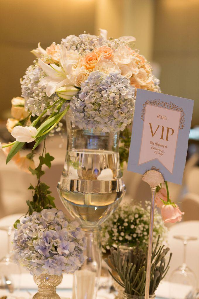 The Wedding of Ridwan & Cindy  Grand hyatt by The Swan Decoration - 003