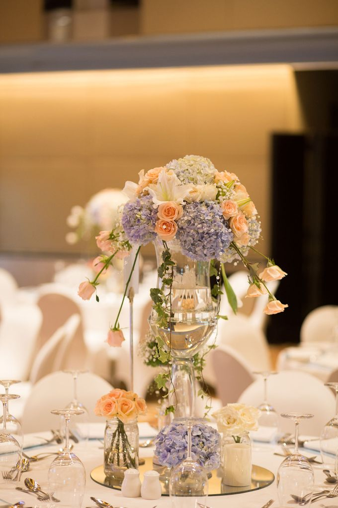 The Wedding of Ridwan & Cindy  Grand hyatt by The Swan Decoration - 004