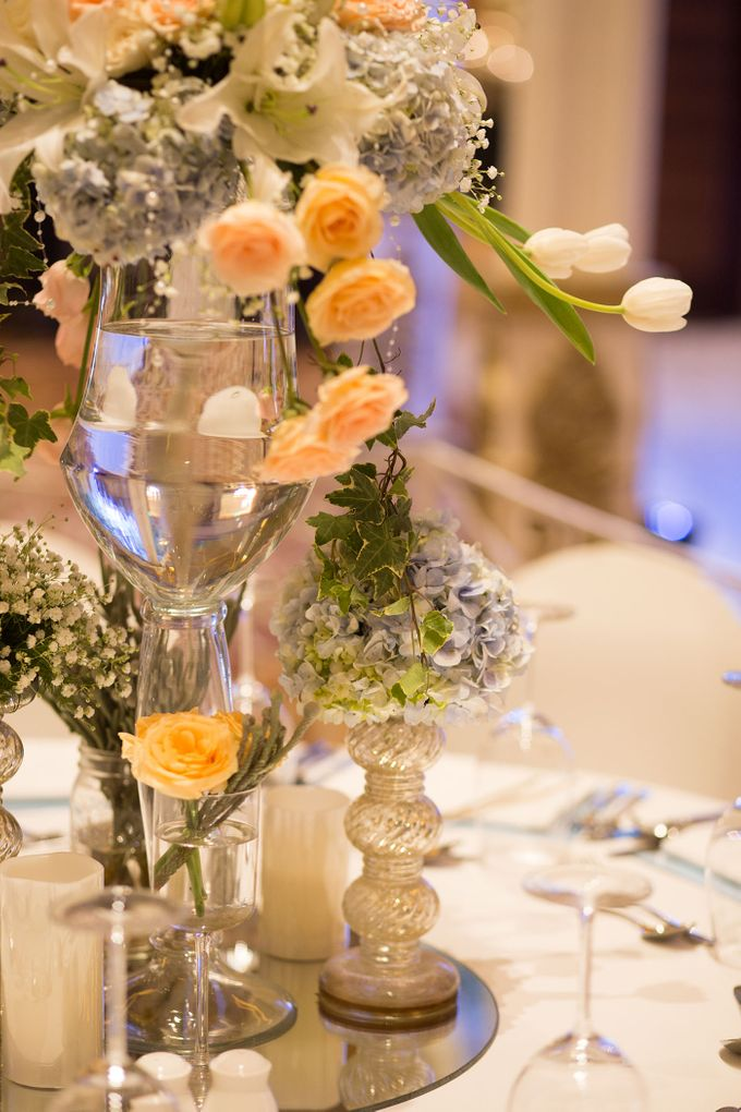 The Wedding of Ridwan & Cindy  Grand hyatt by The Swan Decoration - 005