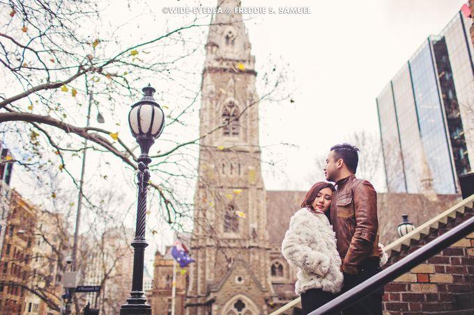 Postwedding - Ronald & Fenny by Keziah Shierly Makeup Artist - 003