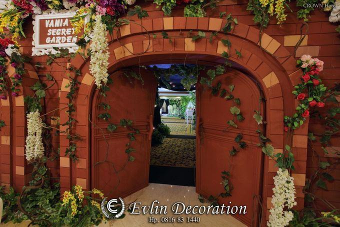 Sweet 17  Birthday by Evlin Decoration - 001