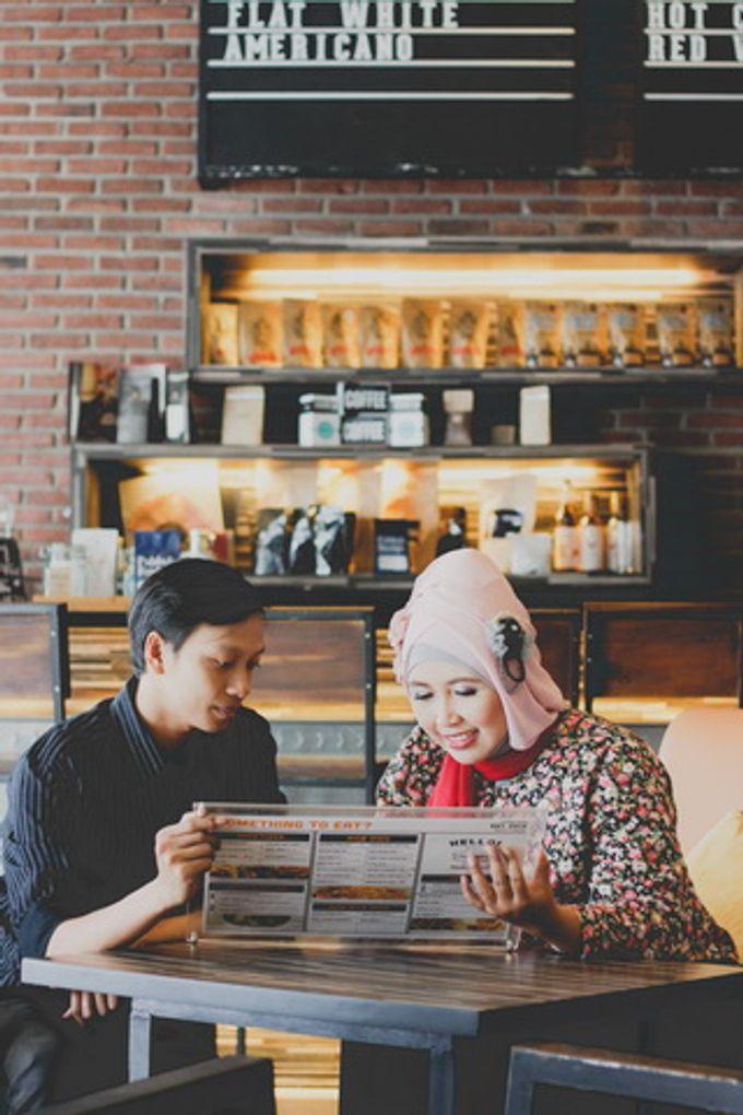 Darashena & Sigit Prawedding by Alterlight Photography - 007