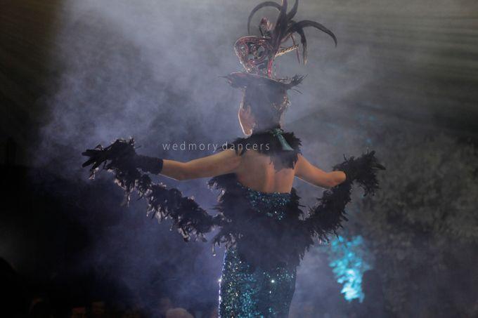 Wedding of Yulius Ricky & Melissa by Wedmory Dancers - 002
