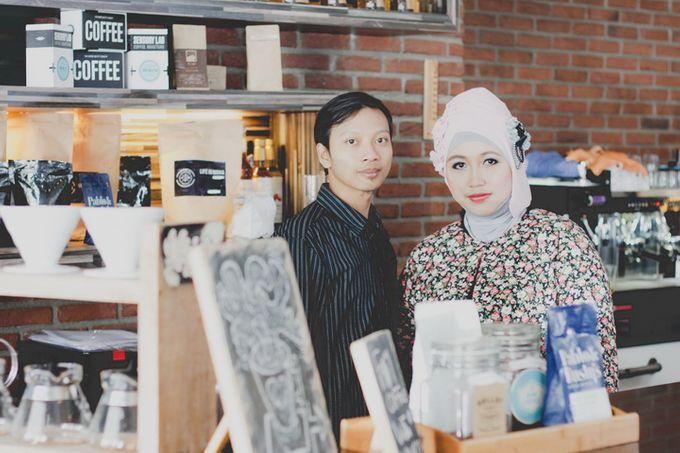 Darashena & Sigit Prawedding by Alterlight Photography - 009