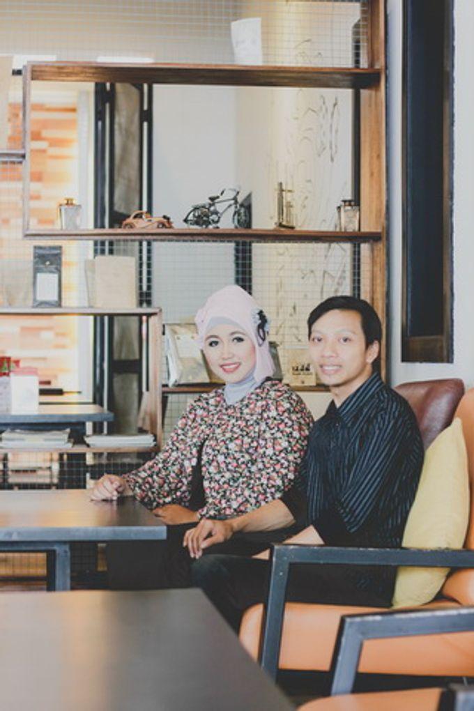 Darashena & Sigit Prawedding by Alterlight Photography - 010