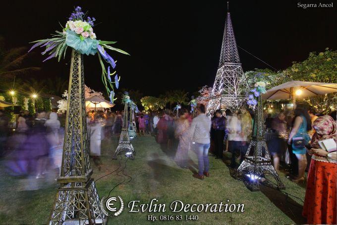 Eiffel I am in Love by Evlin Decoration - 005
