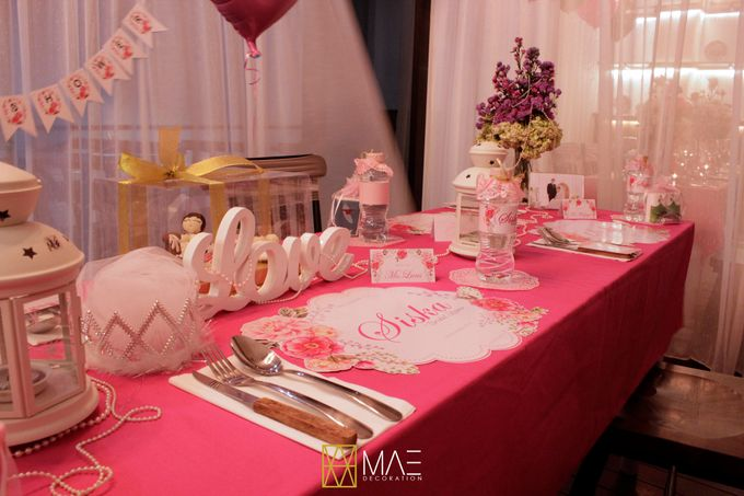 BRIDAL SHOWER MISS LANS by MAE DECORATION - 001