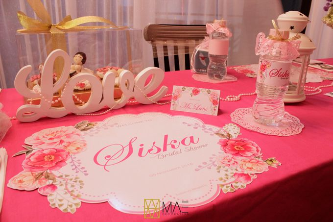 BRIDAL SHOWER MISS LANS by MAE DECORATION - 002