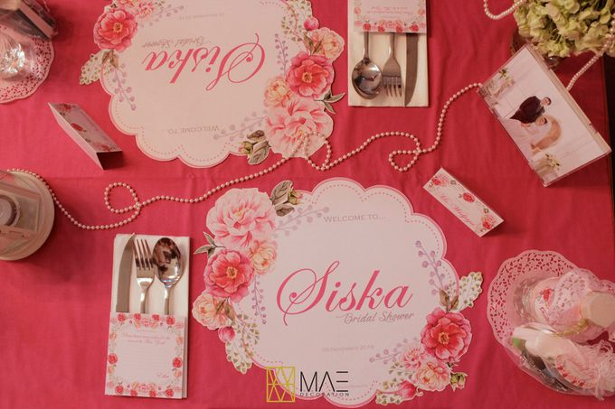 BRIDAL SHOWER MISS LANS by MAE DECORATION - 003