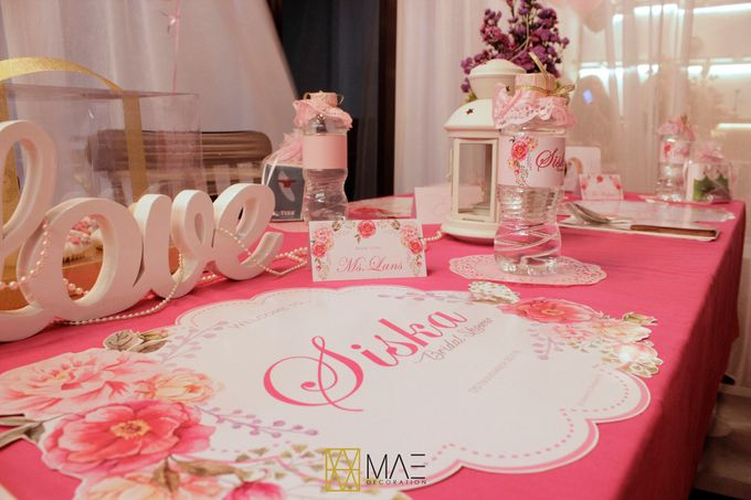 BRIDAL SHOWER MISS LANS by MAE DECORATION - 004