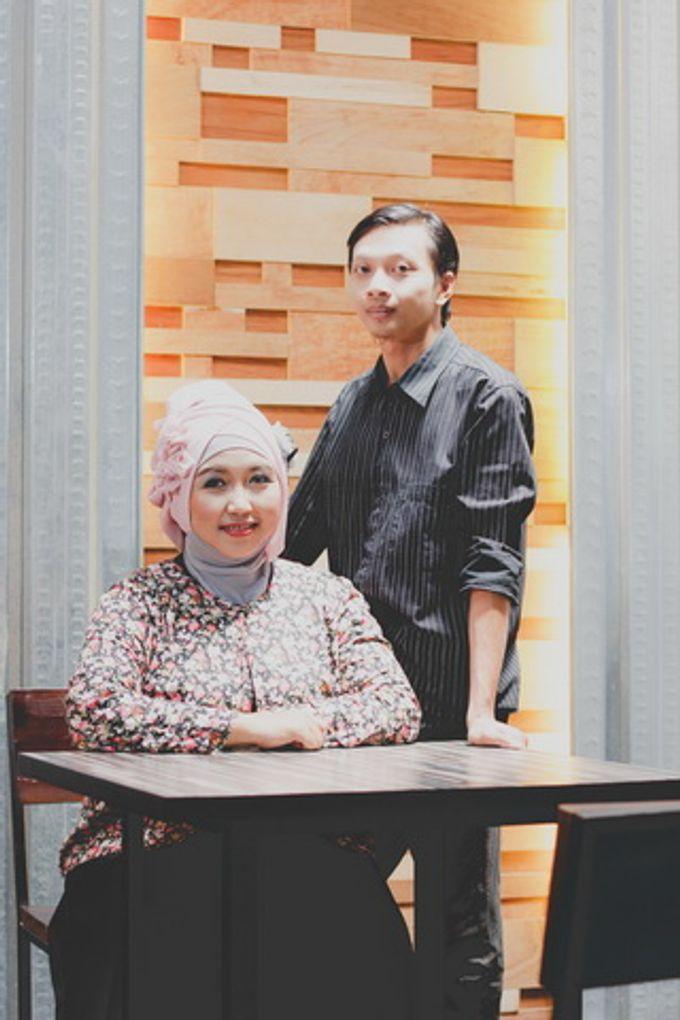 Darashena & Sigit Prawedding by Alterlight Photography - 012